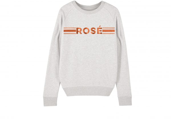 rose sweatshirt | fwpby rae