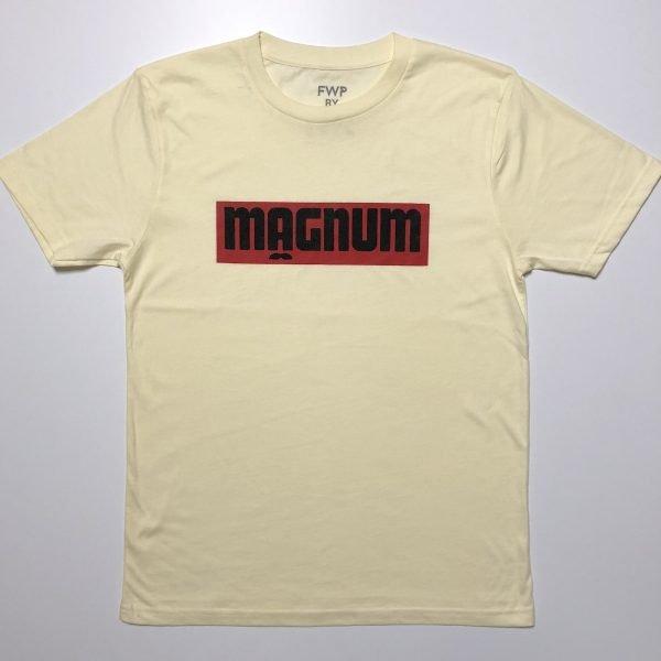 magnum mens t-shirt