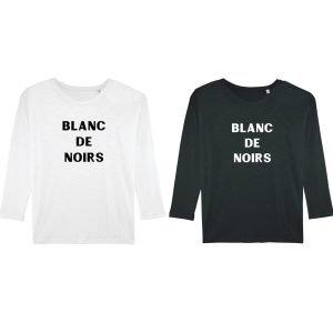 blanc de noirs t-shirt