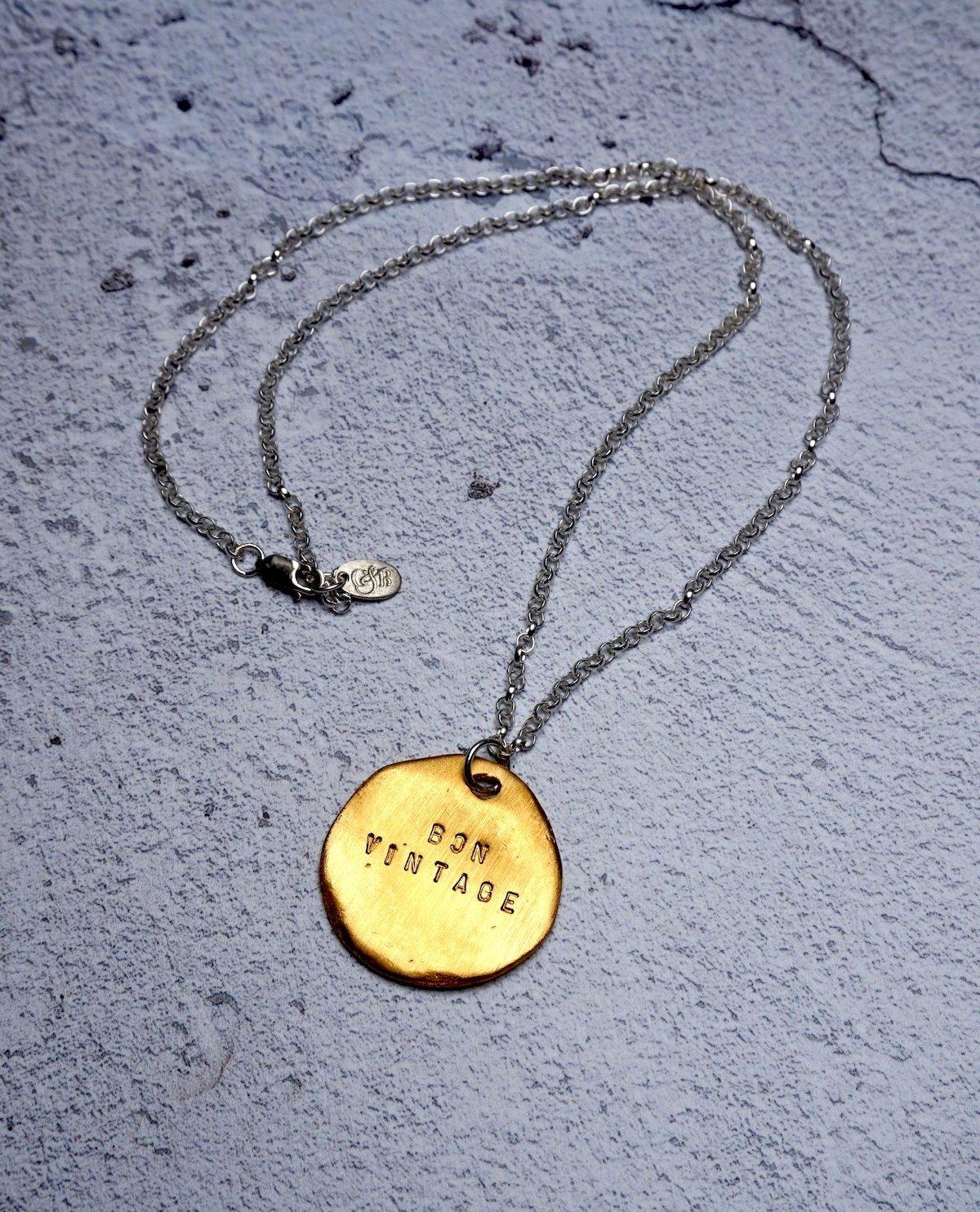 Bon Vintage necklace | fwp by rae