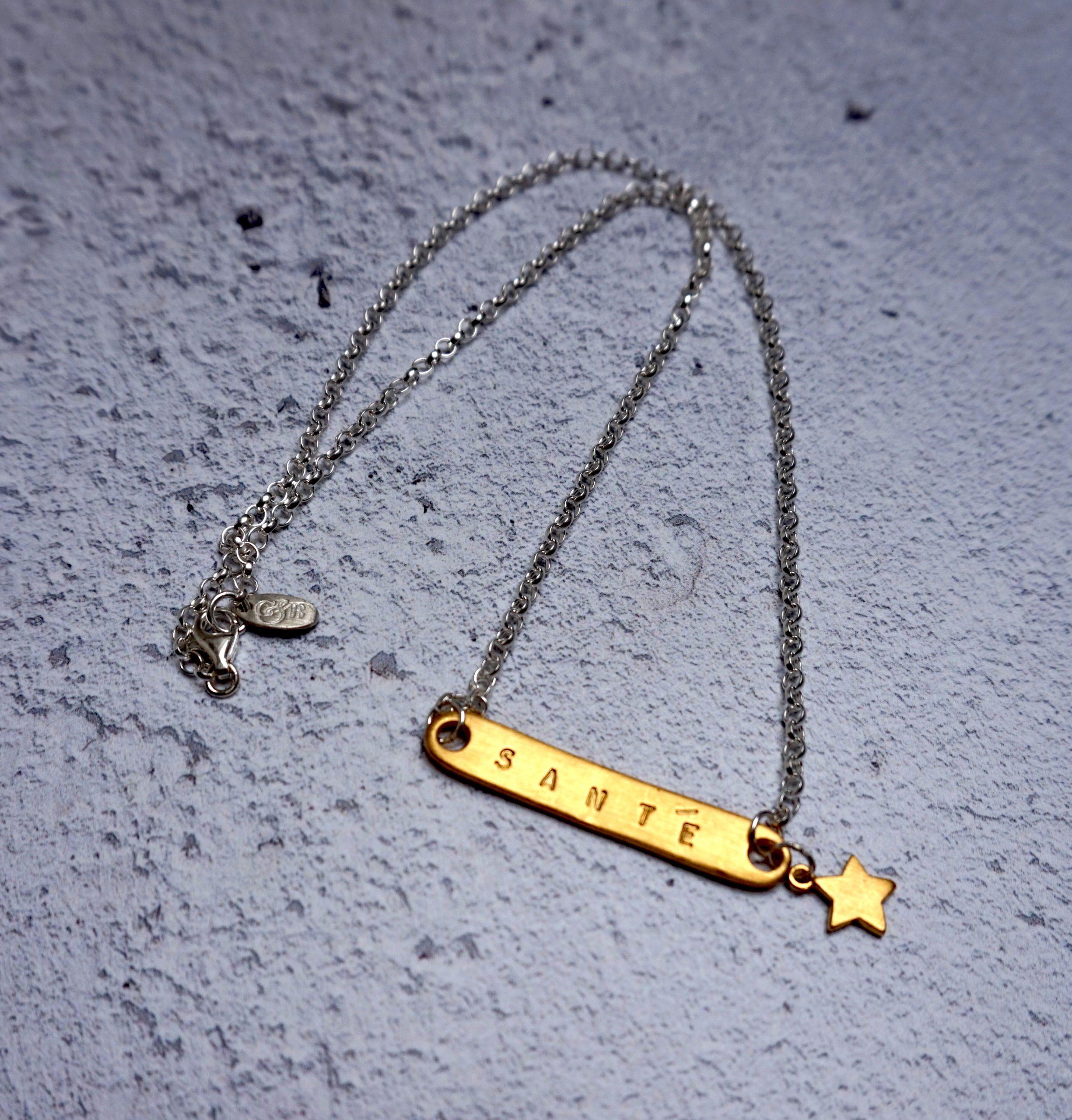 santé necklace | fwp by rae