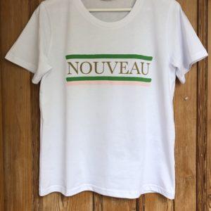 nouveau crew neck t-shirt