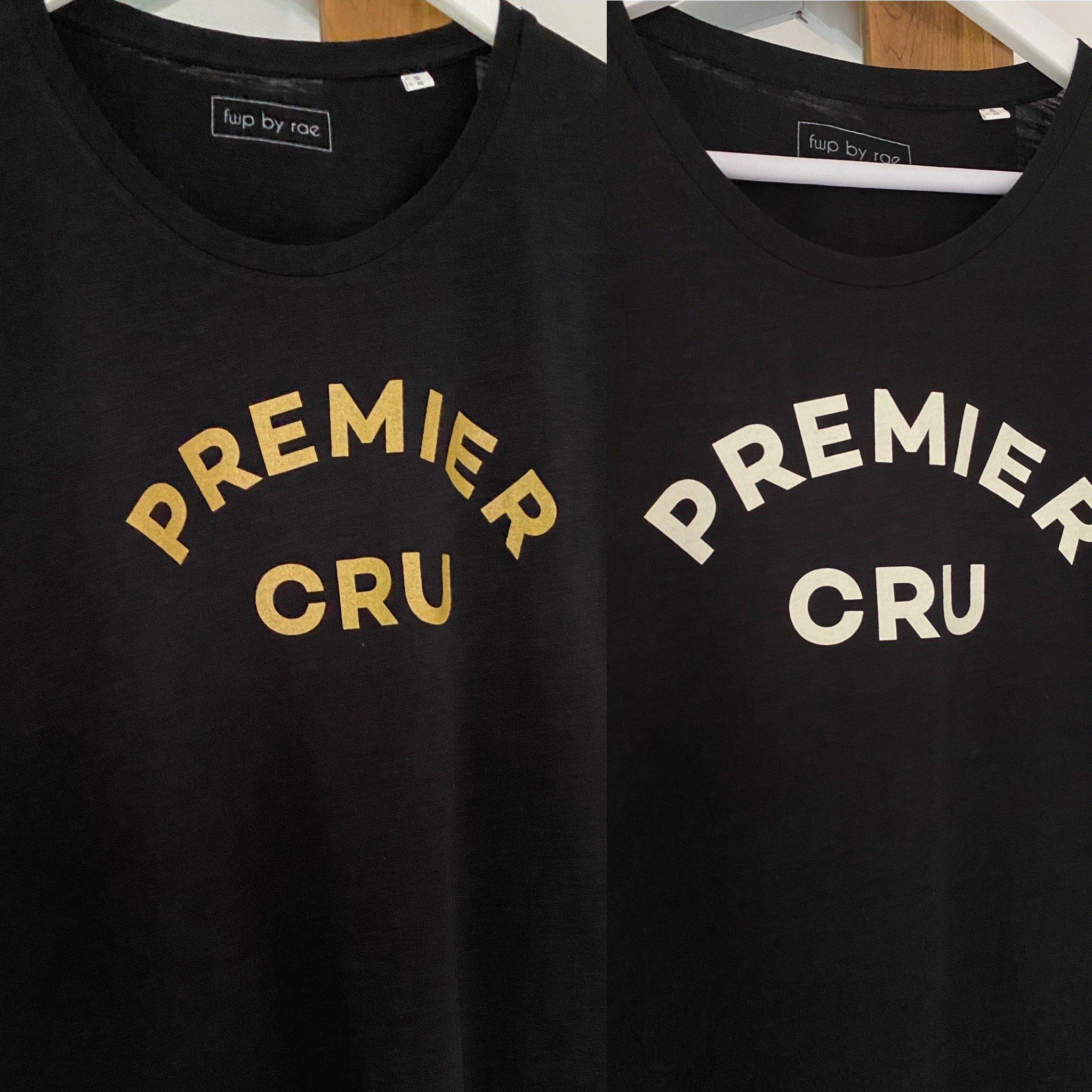 premier cru long sleeve t-shirt