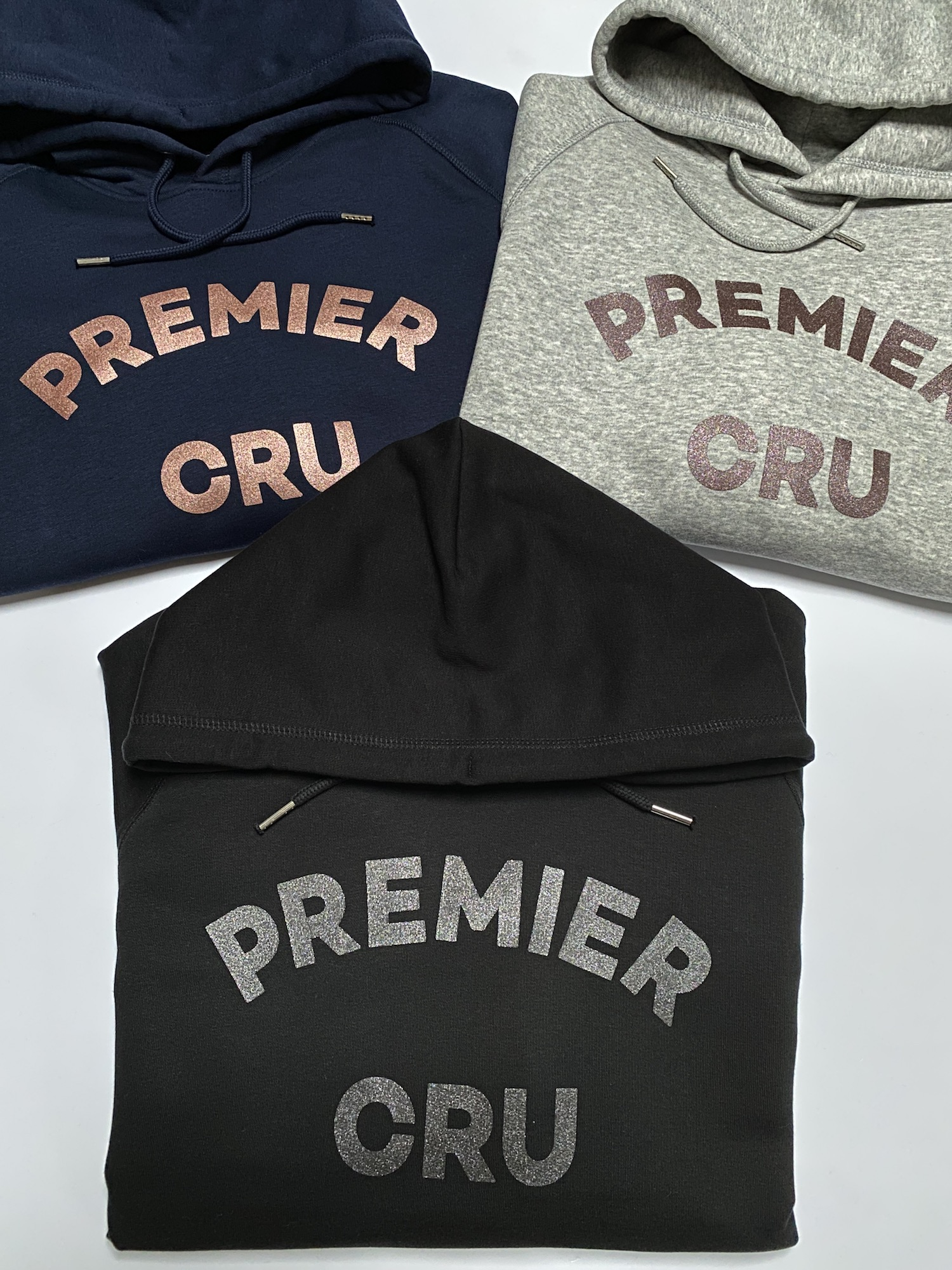 premier cru hoodie
