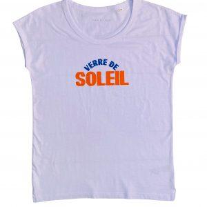 verre de soleil t-shirt