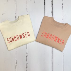 sundowner sweatshirt