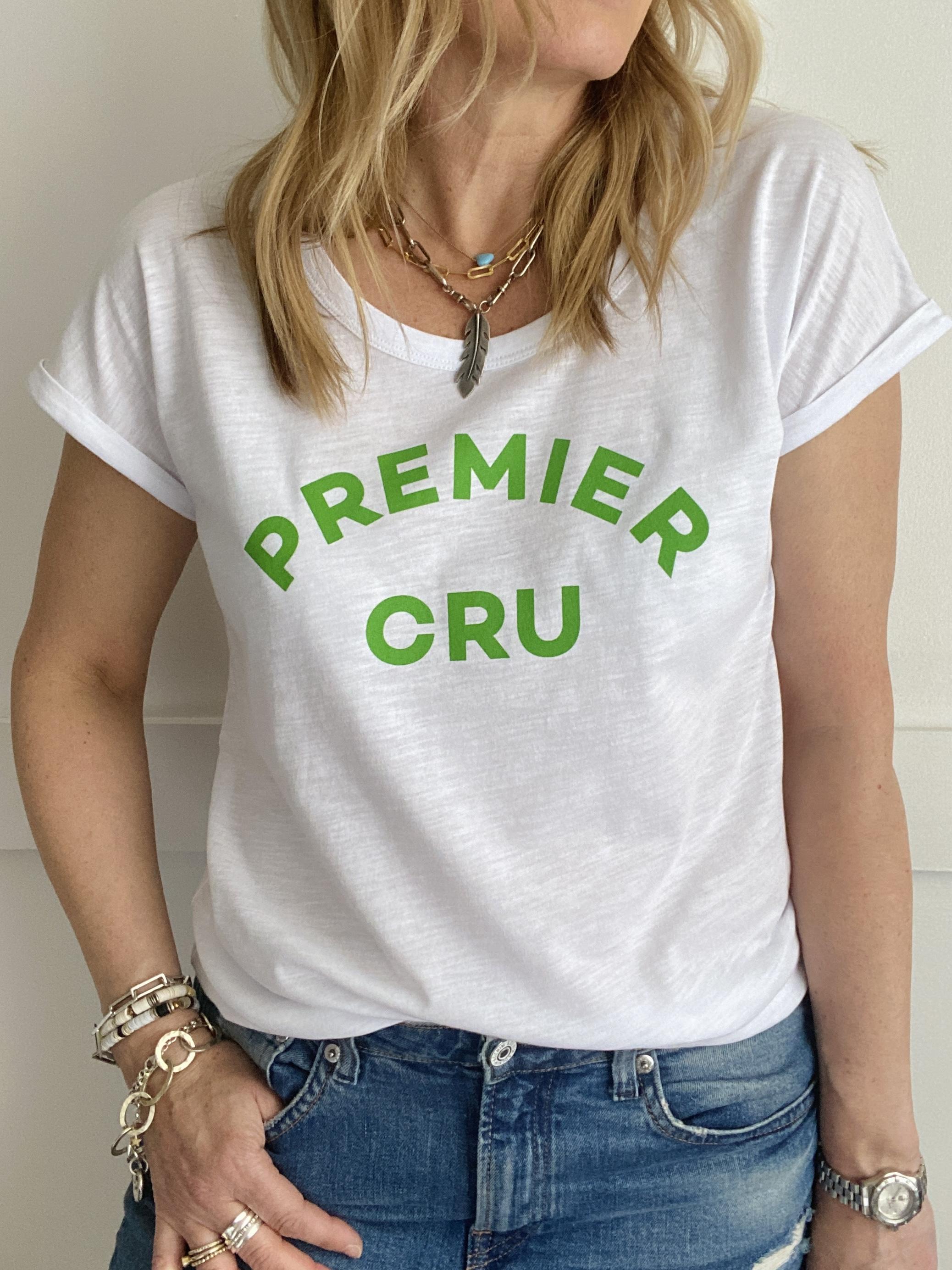 Premier cru t-shirt classic