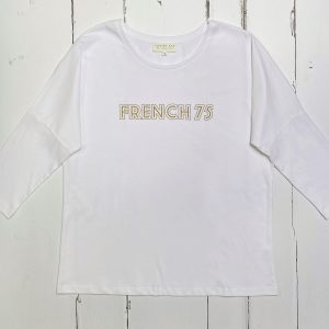 French 75 t-shirt