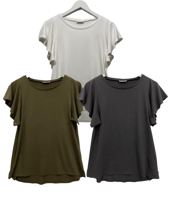 angel sleeve t-shirt | fwp by rae