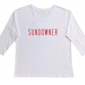 sundowner long sleeve t-shirt