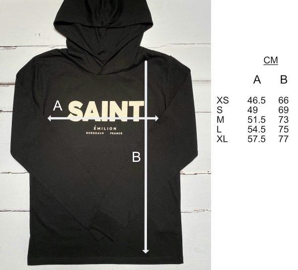 saint emilion long sleeve t-shirt