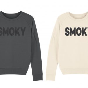 smoky sweatshirt
