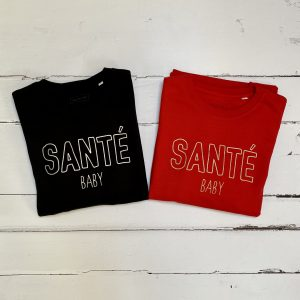 SANTÉ BABY CHRISTMAS SWEATSHIRT