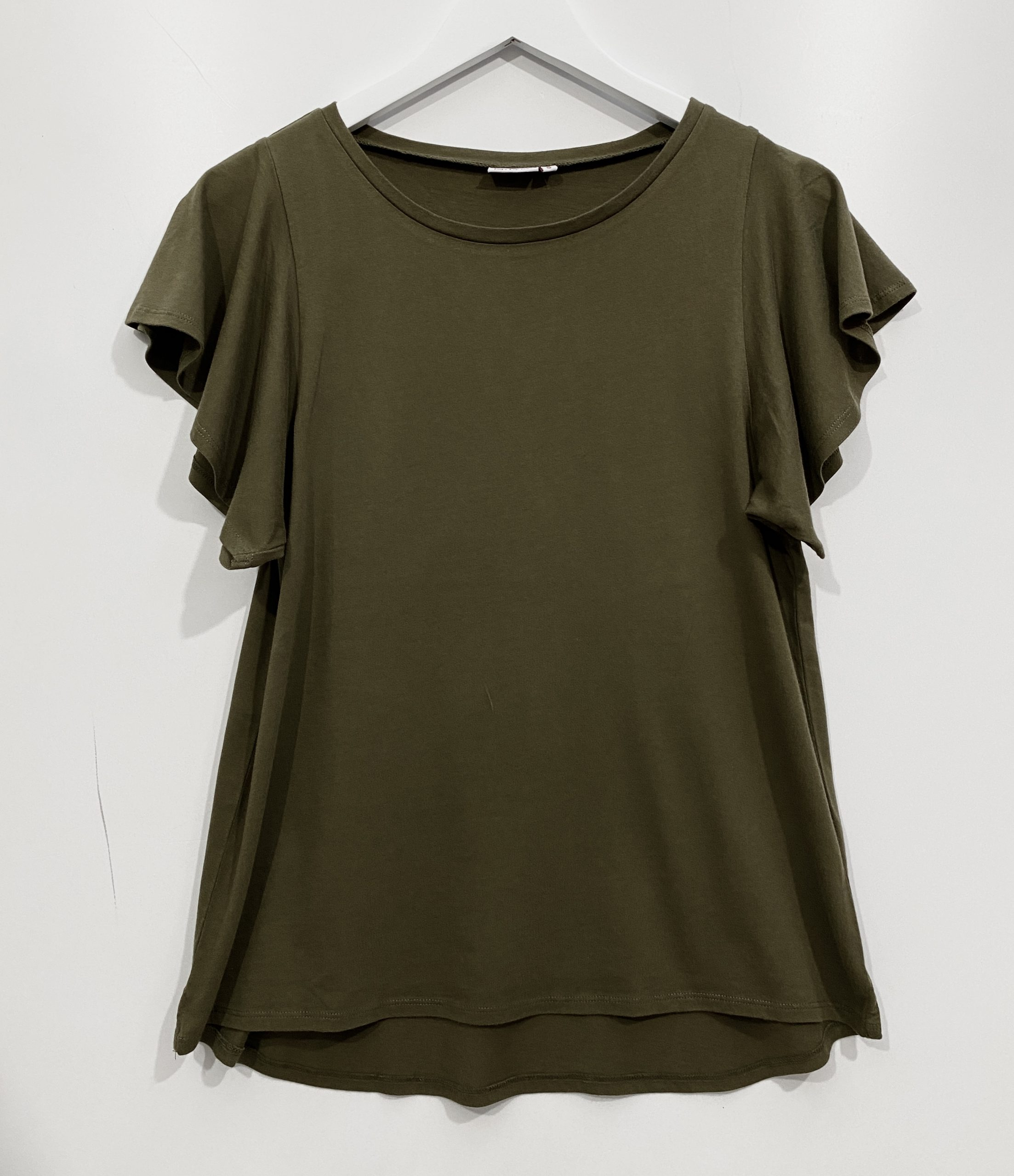 angel sleeve t-shirt   fwp by rae
