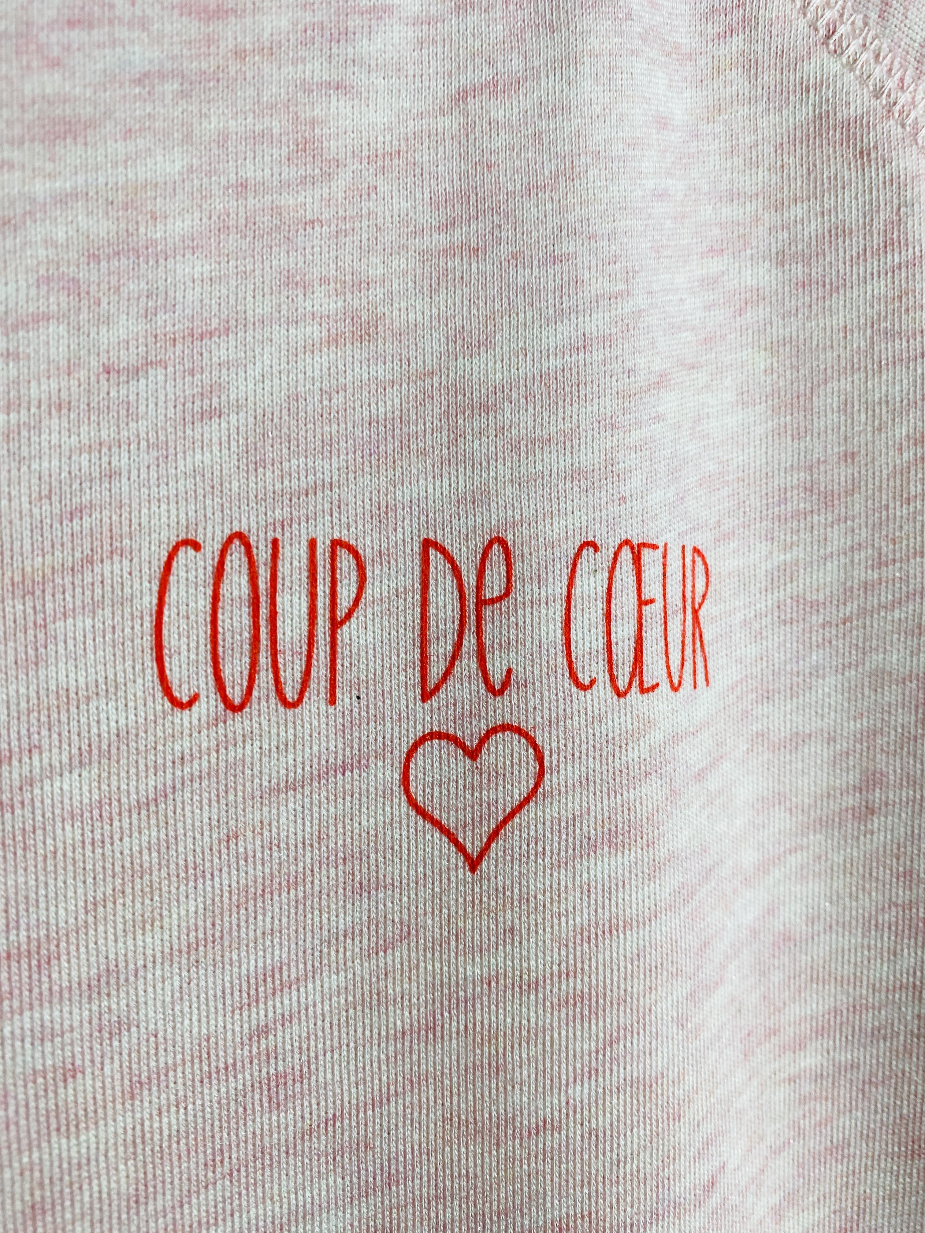 coup de coeur sweater