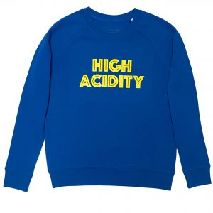 high acidity sweatshirt