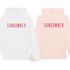sundowner hooded t-shirt