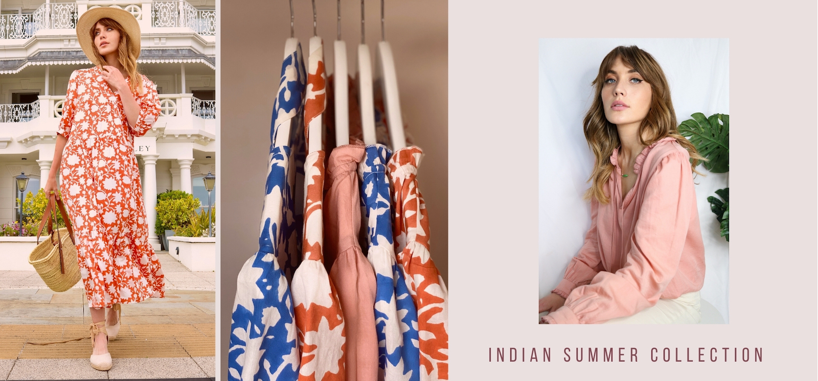 fwp by rae | Indian summer collection